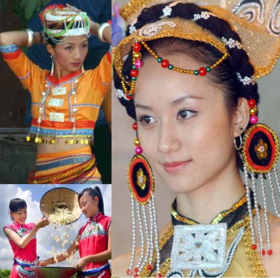 中国民族衣装