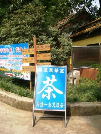 百円均一中国茶
