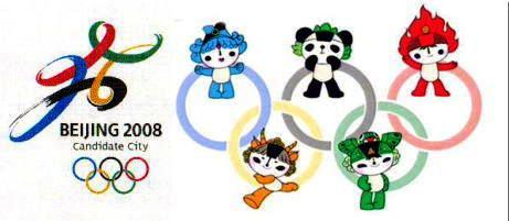 北京オリンピックマーク