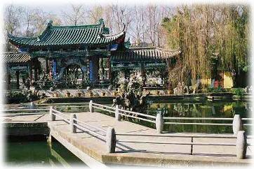 中国茶の館